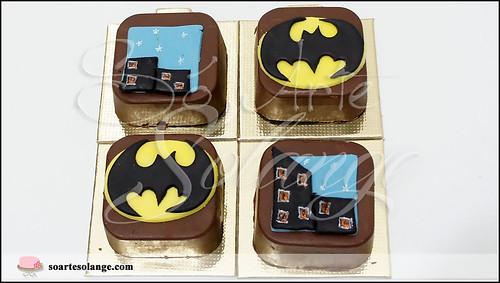 Chocobolo – Batman e Robin