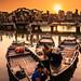 Thu Bon River, Hoi An by syukaery