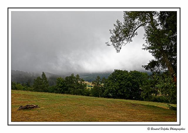 En Margeride après l'orage
