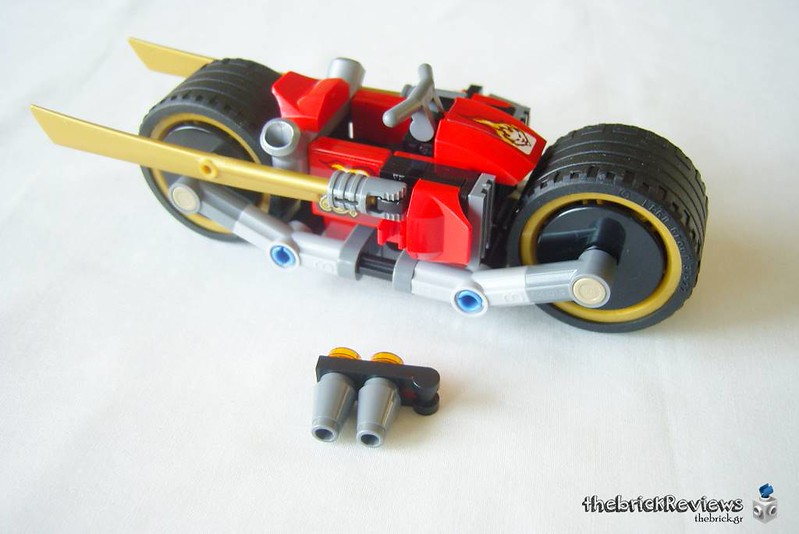 ThebrickReview: 70600 Ninja Bike Chase 35792910364_57f2ceb283_c