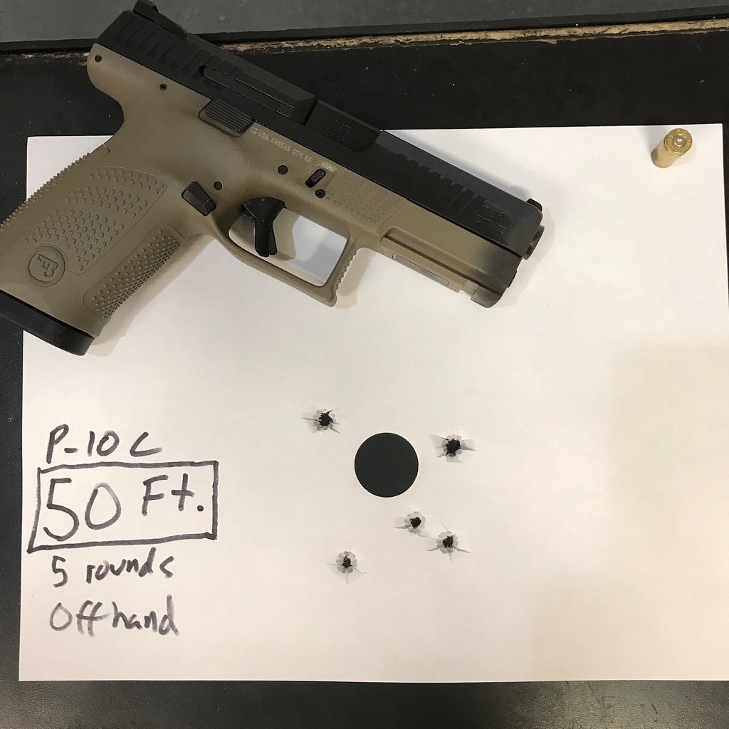 Glock 19 Guy Spends Quality Time with the CZ P-10 C - AR15 COM