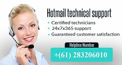 Hotmail Technical Support Australia +61-283206010
