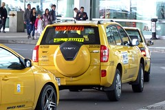 Chery City Taxi - Bogot�, Colombia