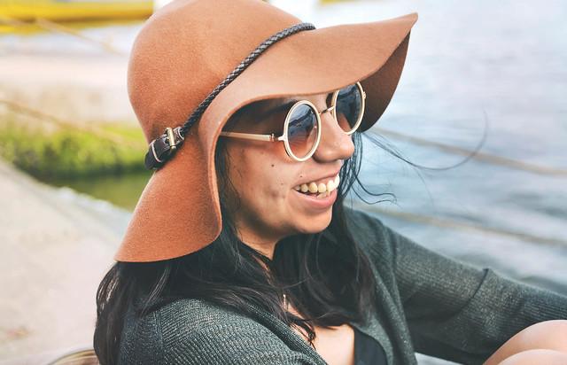 Friend smiling, Nikon D610, AF-S VR Zoom-Nikkor 24-85mm f/3.5-4.5G IF-ED
