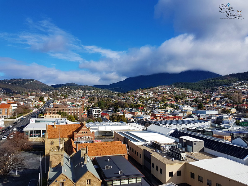 ibis sytles hobart mount wellington view