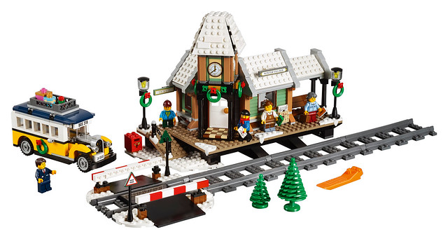 10259 Winter Village Station 3