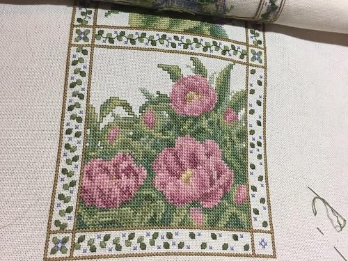 Floral Bellpull