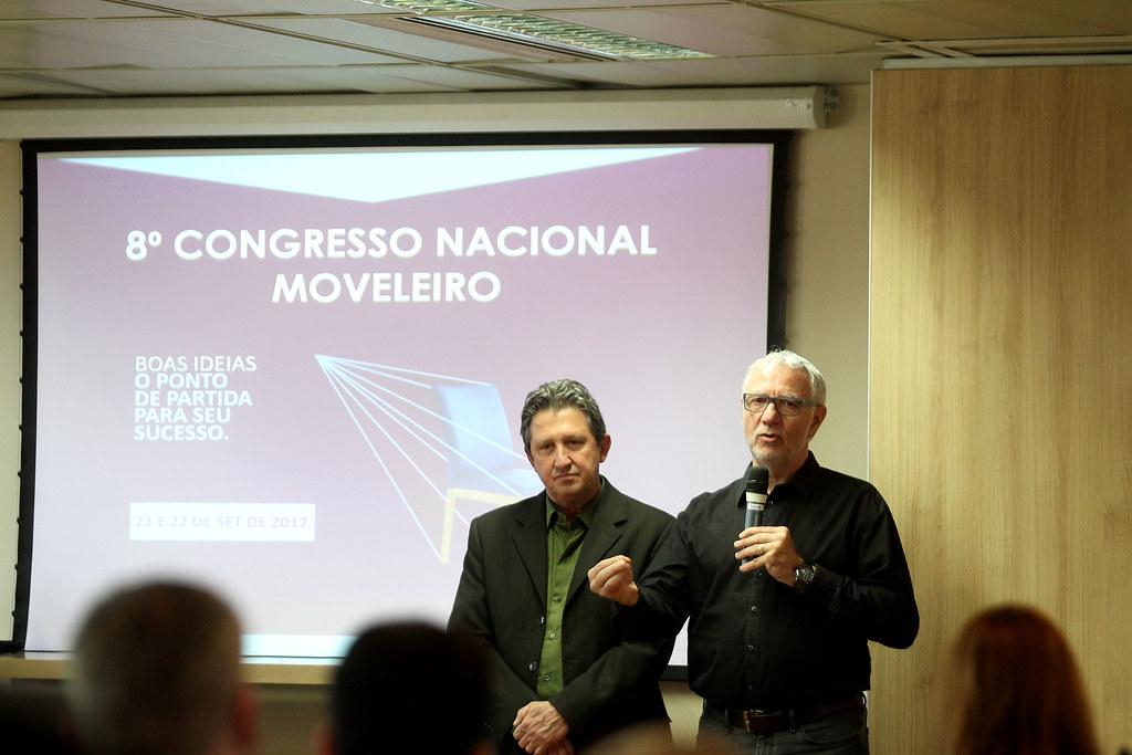 Lançamento 8º Congresso Nacional Moveleiro