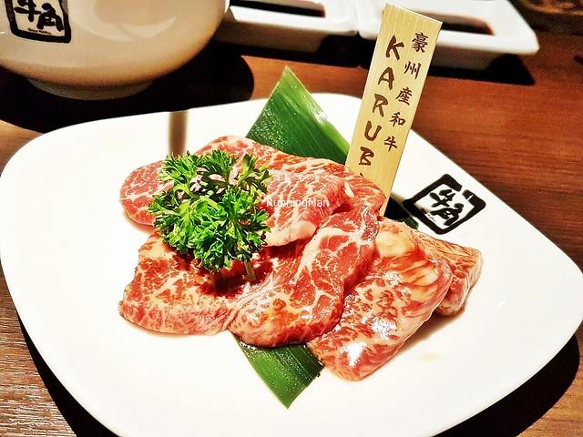 Raw Beef Wagyu Karubi