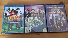 My Jonas dvds!
