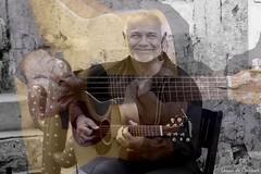 Alain Maillet, guitariste folk