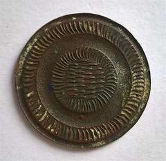 1855 Exposition Universelle De 1855 Paris Medaille D'Honneur reverse