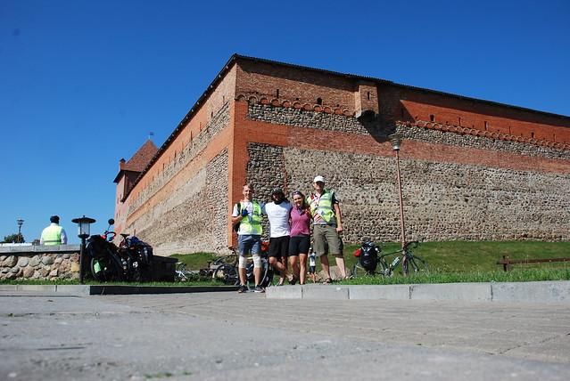 Lida castle start