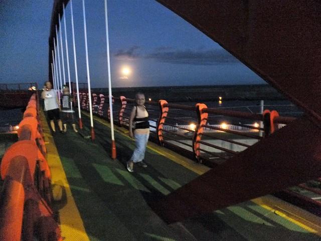 橋上觀月 (11)