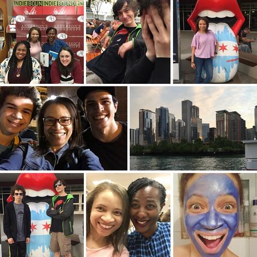 Summer 2017 Collage