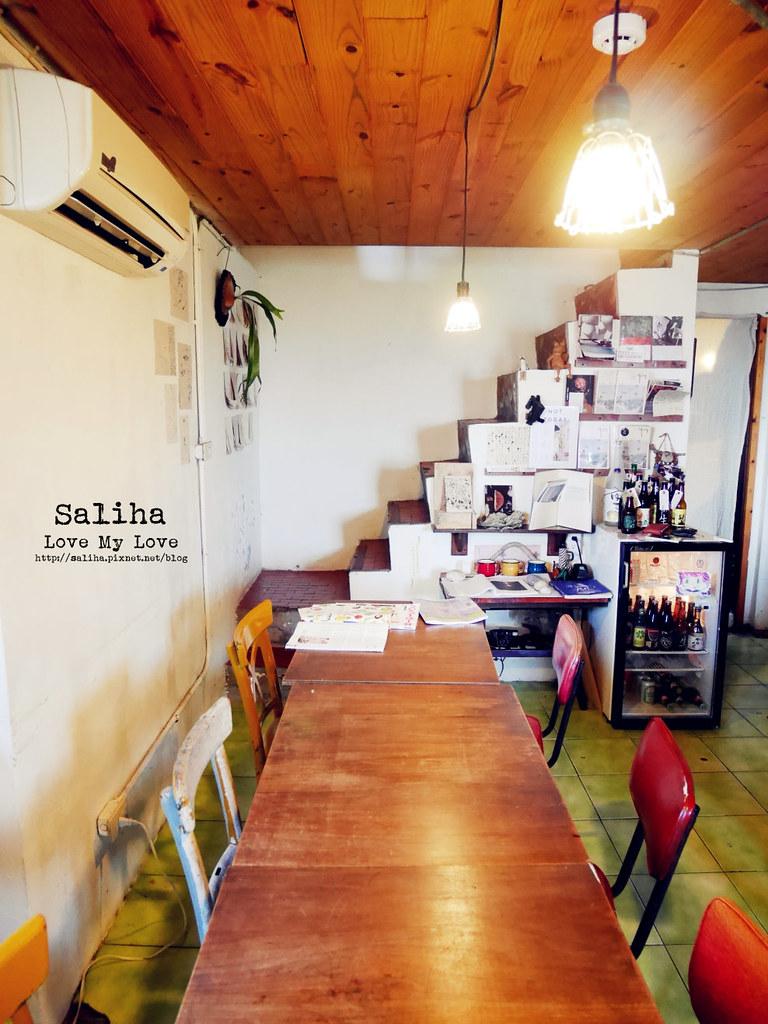 台北公館站一日遊景點寶藏巖下午茶尖蚪咖啡館 (4)