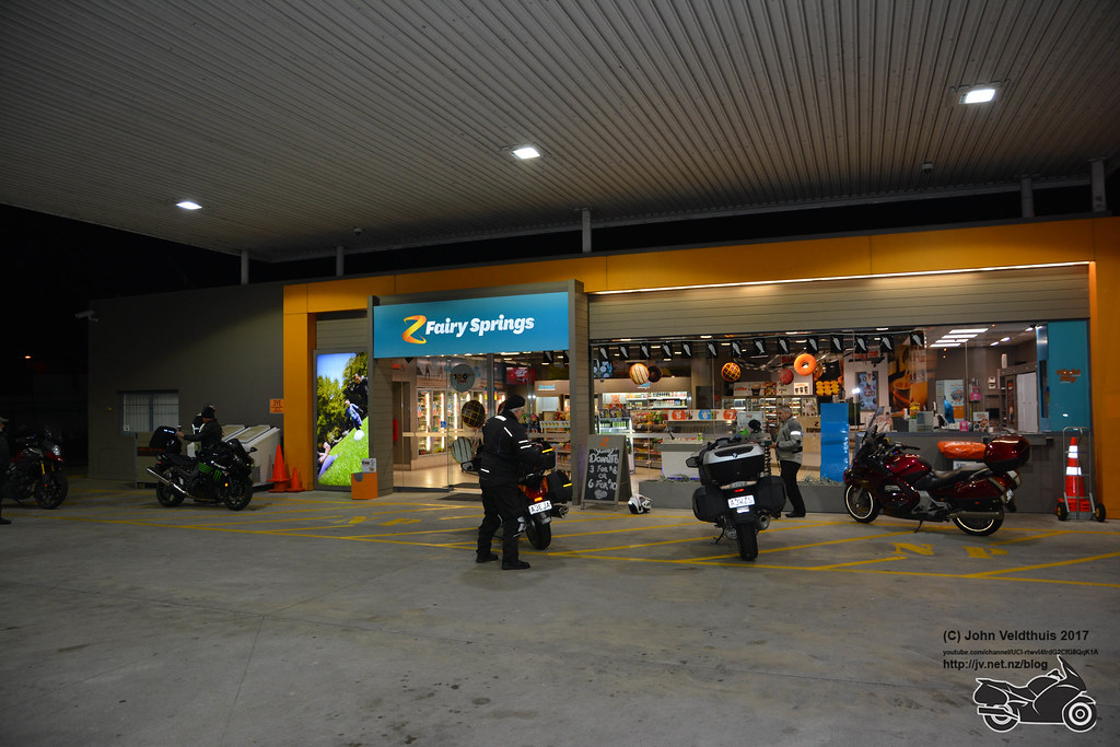 Checkpoint 10 - Rotorua Z