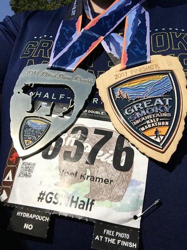 Great Smoky Mountains Half Marathon 2017