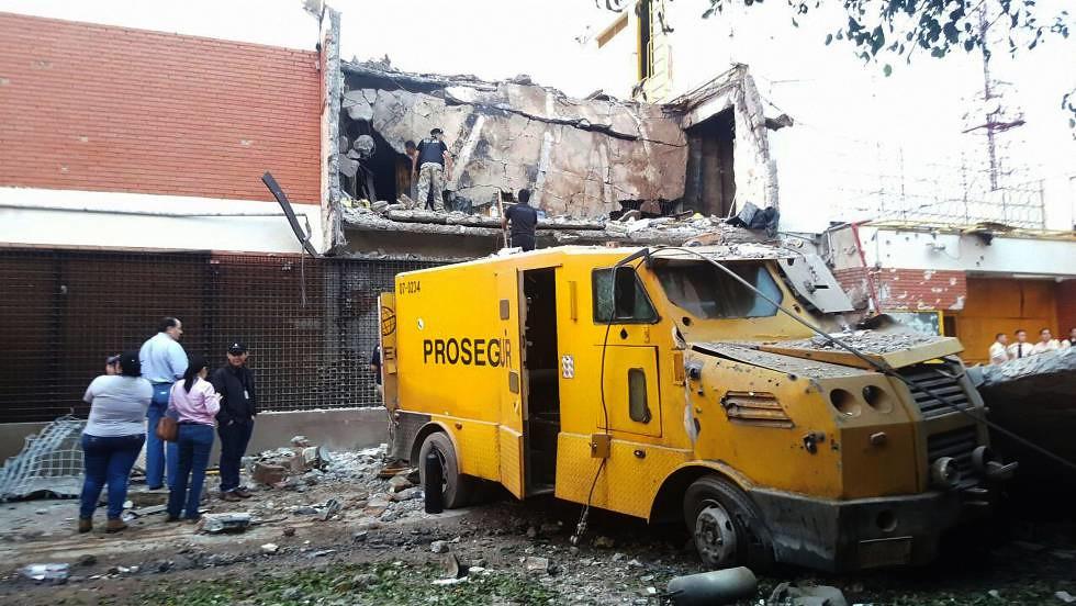 Paraguai expulsa 6 bandidos do PCC envolvidos em assalto à Prosegur, Assalto PCC no Paraguai