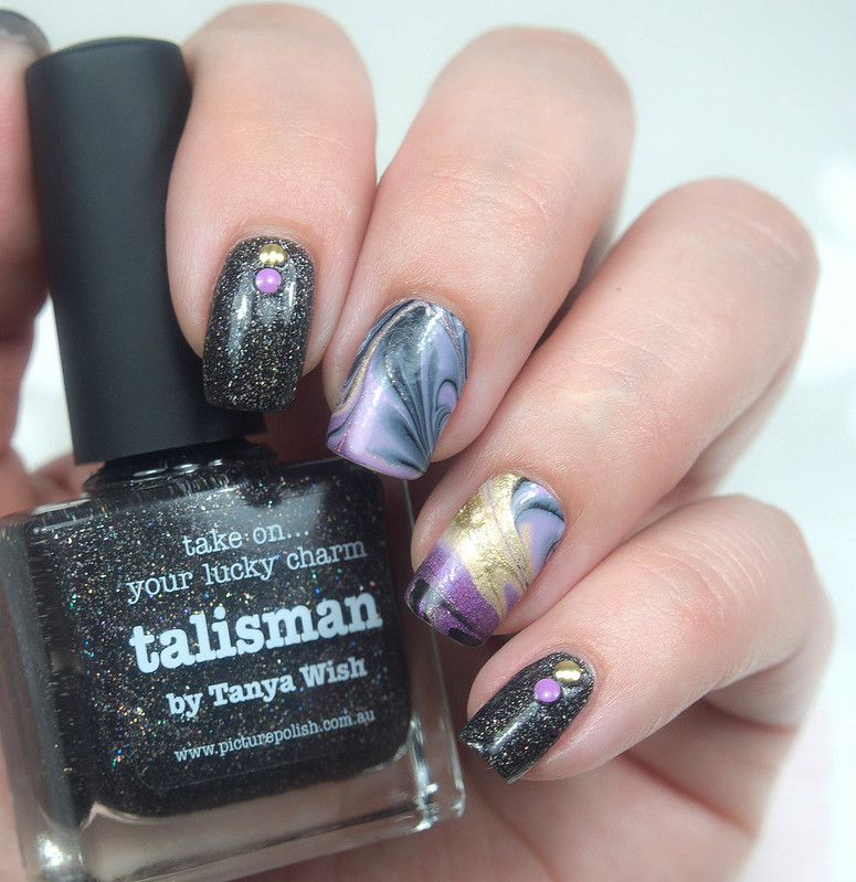 Picture Polish Talisman