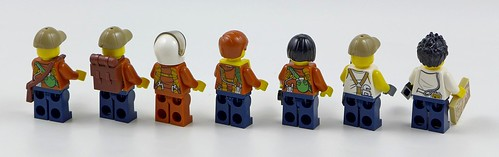 LEGO City Jungle 60161 Jungle Exploration Site 22