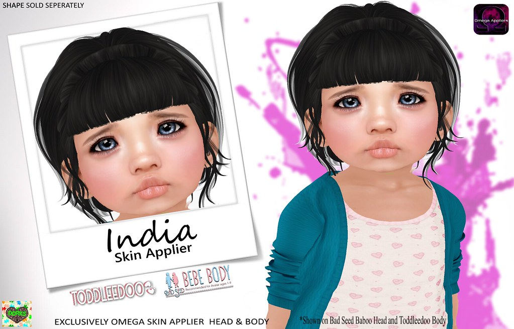 **DoRks** India Skin @ LTTL SMLL STYL – Sept 13th