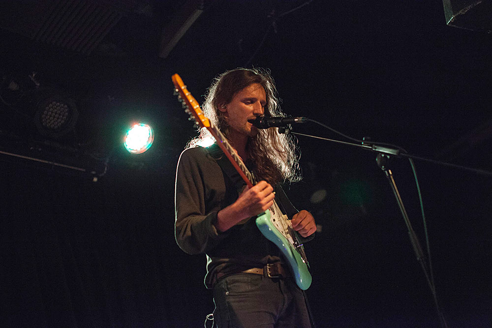 BTS: Banfi @ The Lexington