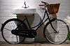 "Marcel Duchamp's bike (vanitas in ""vita activa"" Man Ray style)"