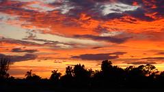 Sunset after Irma