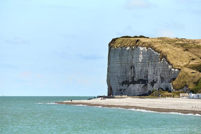 L'autre falaise de Veulettes-sur-mer