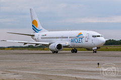 Boeing 737 Aviolet by The best from aviation
