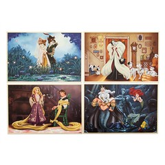 2017 Disney Designer Collection Lithograph Set - Limited Edition - US Disney Store Product Image #2