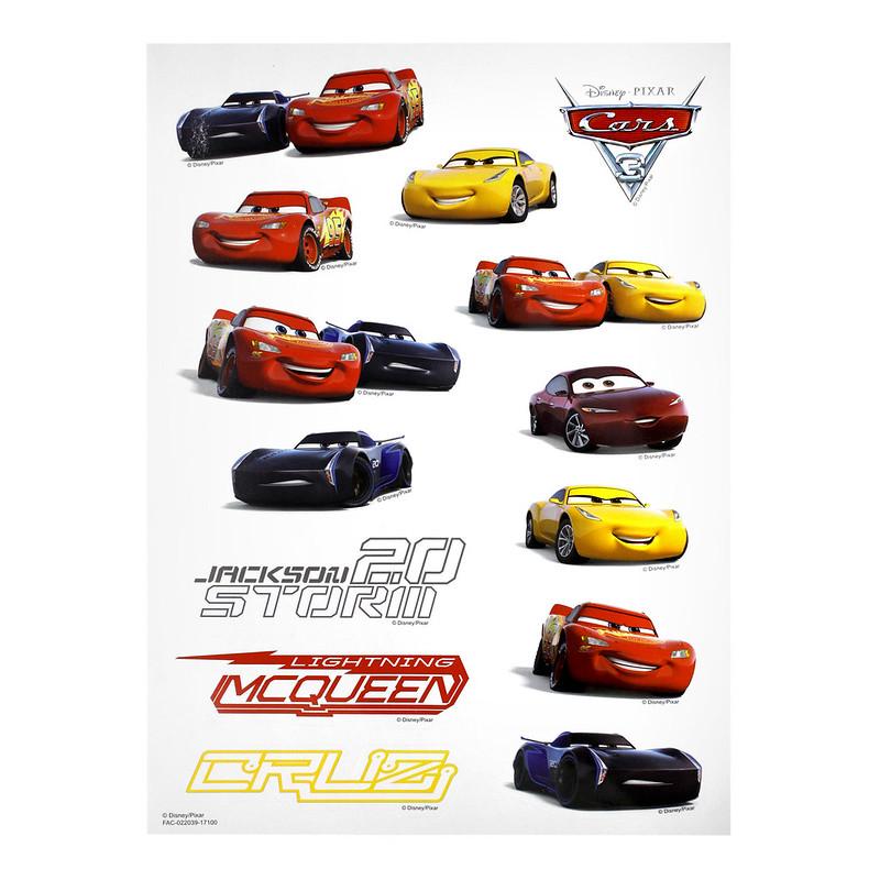 Disney'S - Pixar's Cars 3