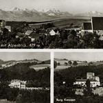 1942 Markt,Kuranstalt,Burg sw