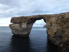Azure Window, Dwejra, St. Lawrence, Gozo, Malta