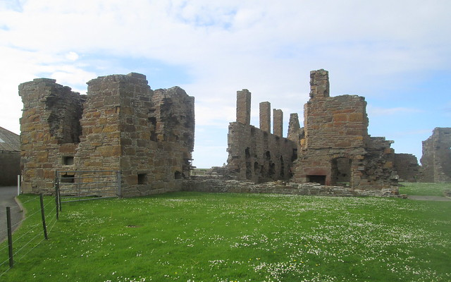 Earl's Palace, Birsay, Orkney Interior 1