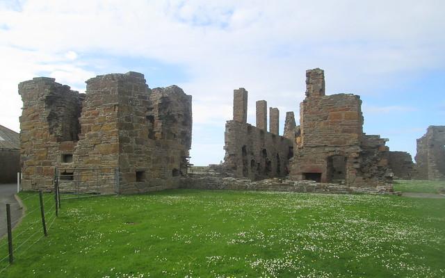 Earl's Palace, Birsay, Orkney Interior 1