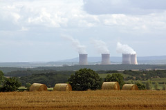 Cattenom Nuclear Power Plant, Luxembourg