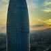 Barcelona - Diagonal by Ivan van Nek