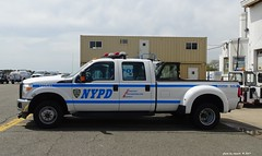 NYPD - Aviation Unit - 8235 - 2015 Ford F350 Pickup (1)