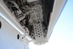 EAA2017Fri-0226 Douglas TA-4J Skyhawk 158141 N234LT - nose wheel well