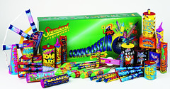 Connoisseur Selection Box by Standard Fireworks