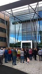 Nordic Semiconductor Opening of new Office Building in Trondheim