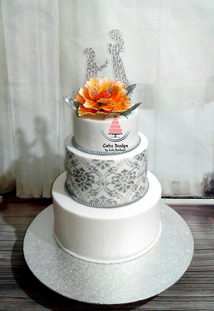 Cake from Coin Bonheur of Cake design by coin bonheur