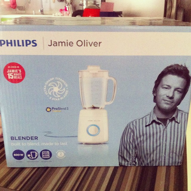 Philips Jamie Oliver Blender