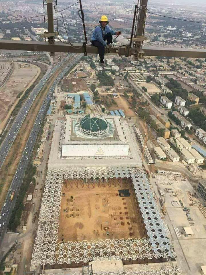 مشروع جامع الجزائر الأعظم: إعطاء إشارة إنطلاق أشغال الإنجاز - صفحة 20 36991228232_026d735287_b