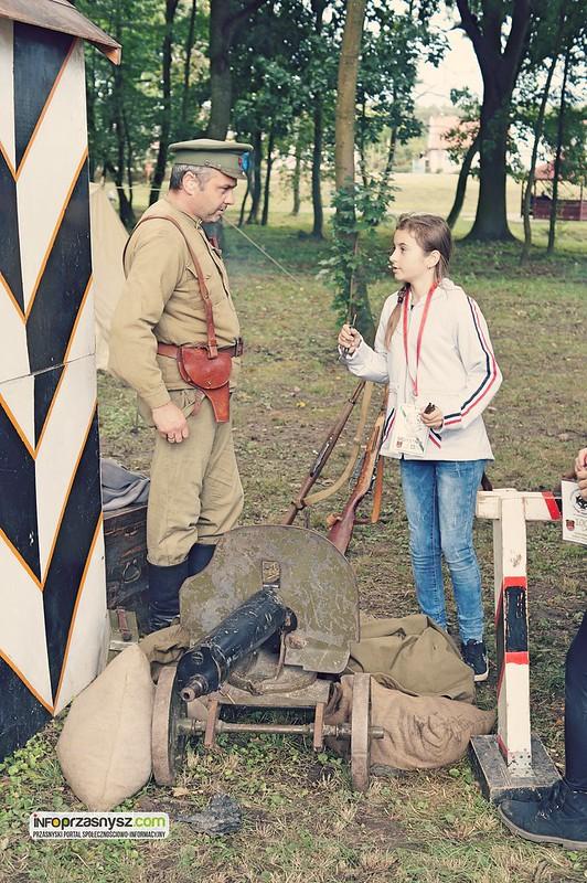 Piknik Historyczny w Chojnowskim dworze 2017
