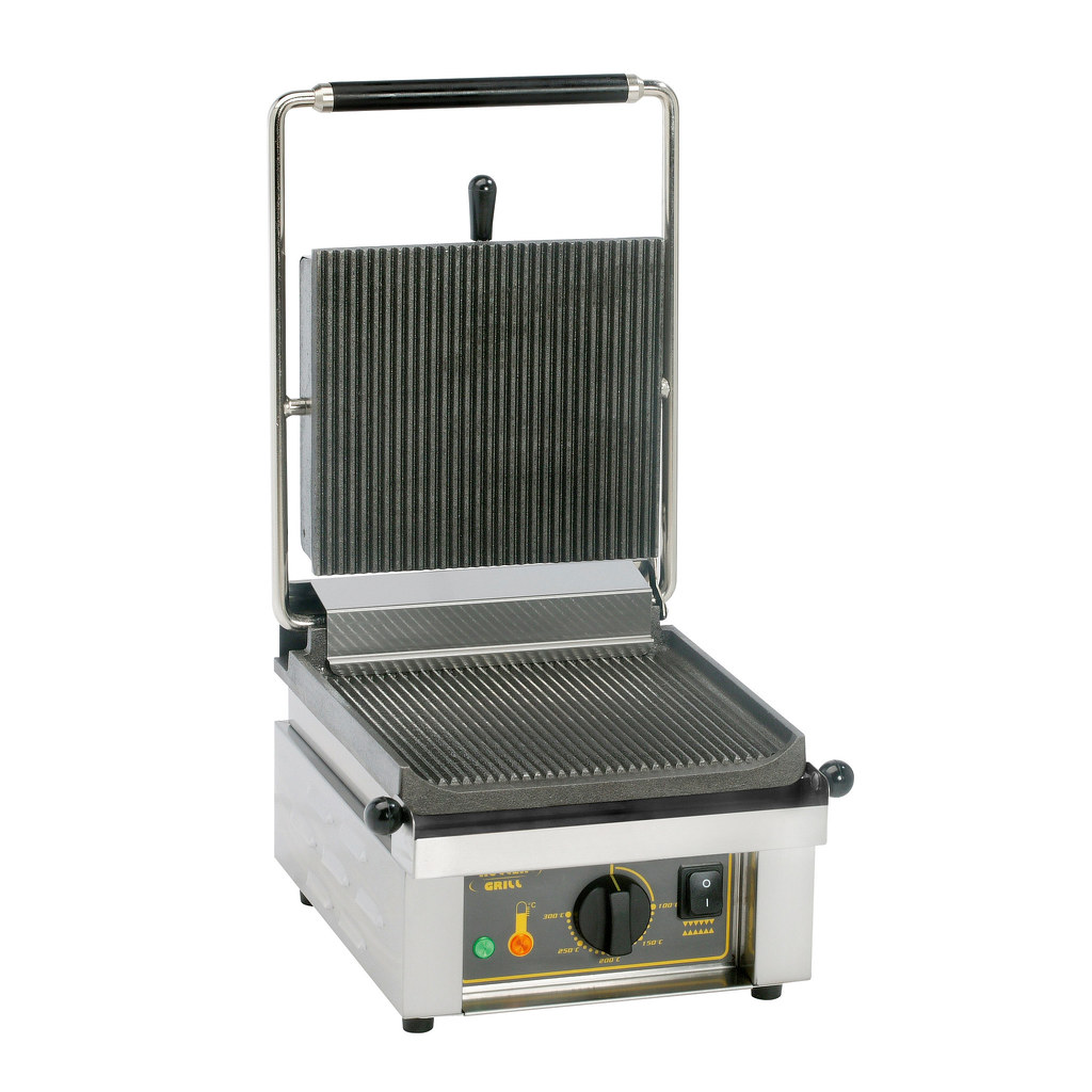 SAVOYE R contact grill in ghisa
