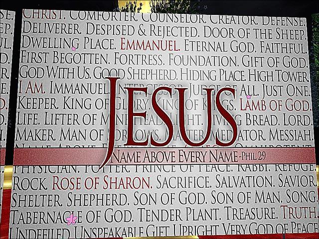 River of Bethel -Names of Jesus