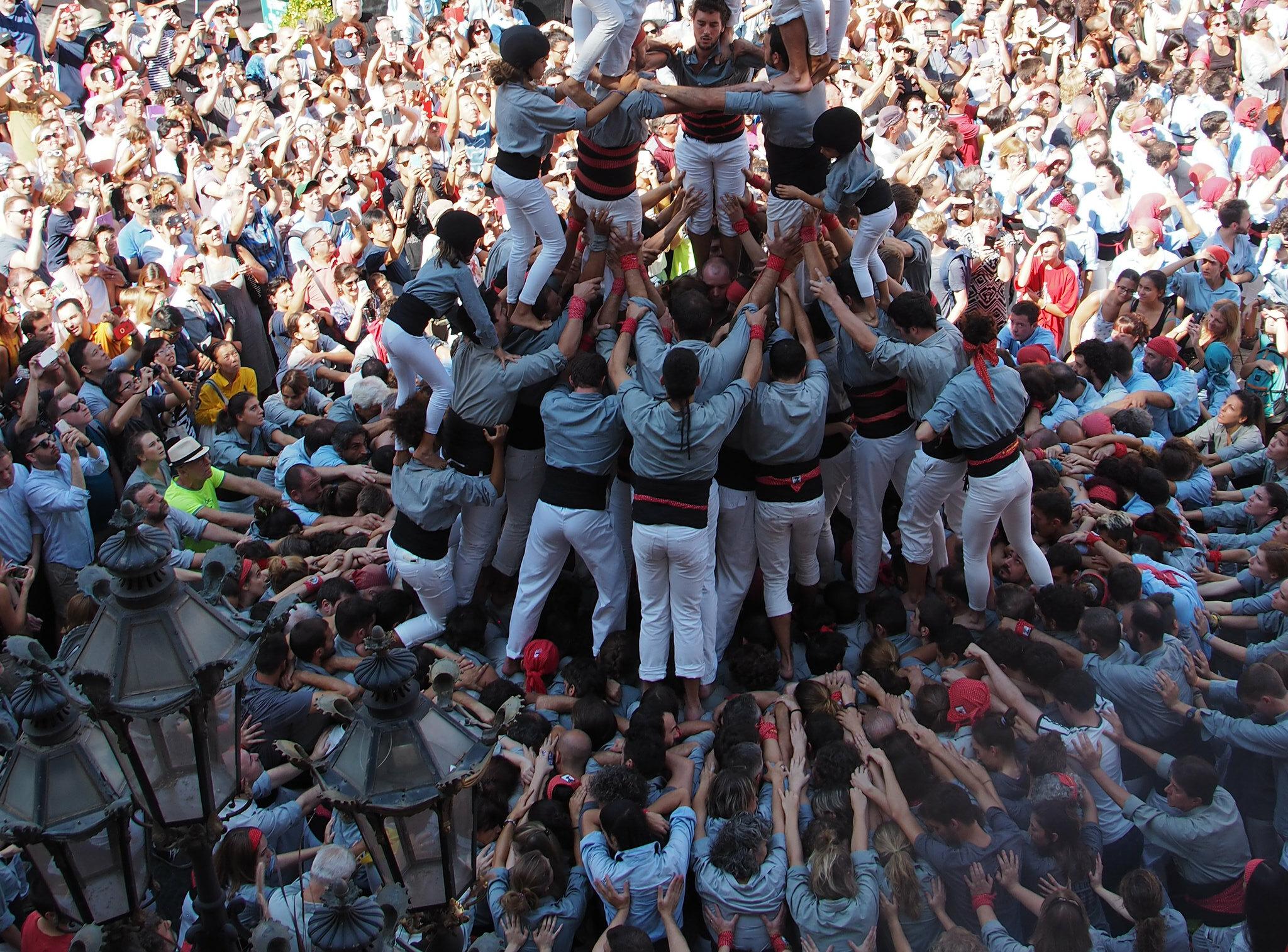 La Mercè, Barcelona 24 de setembre de 2017